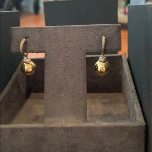 Brand New David Yurman Solari Drop Earrings